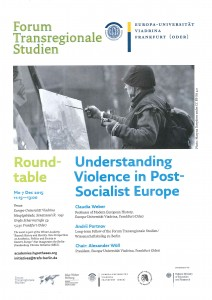 Violence roundtable