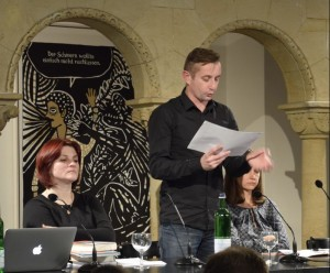Serhiy Zhadan Photo: Forum Transregionale Studien
