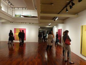 Gallery View, Bernnô exhibit, Galeria Estação. Floor 2. 2016