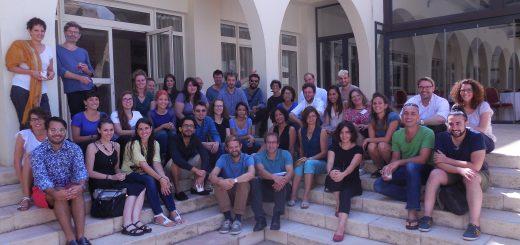Summer Academy Tunis 2016 (Photo: Anne-Linda Amira Augustin)
